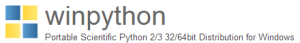 Python para Windows portable