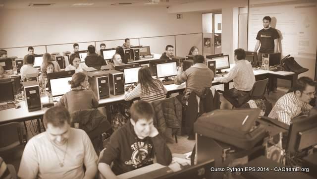 Aulas de la Escuela Politécnica Superior de Alicante (eps.ua.es)