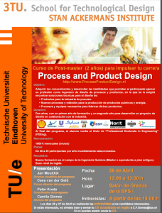 Process and Product Design