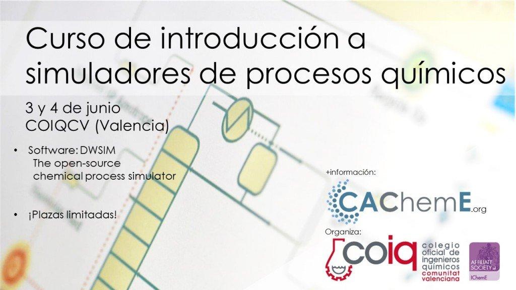 cartel-curso-simulacion-procesos-quimicos-ordenador